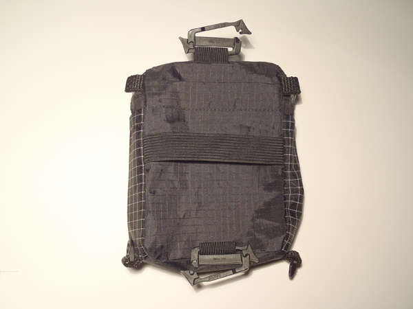 Tenkara USA Strap Pack Back