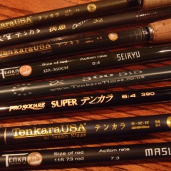 A Better Tenkara Rod Rating System