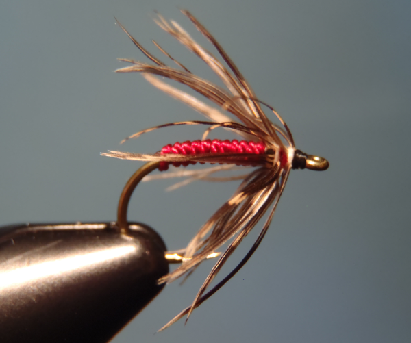 Red Silk Merchant Soft Hackle