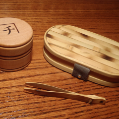 Bamboo Fly Boxes from Tenkara Fly Shop