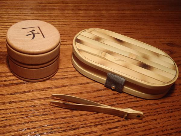 Bamboo Tenkara Fly Box