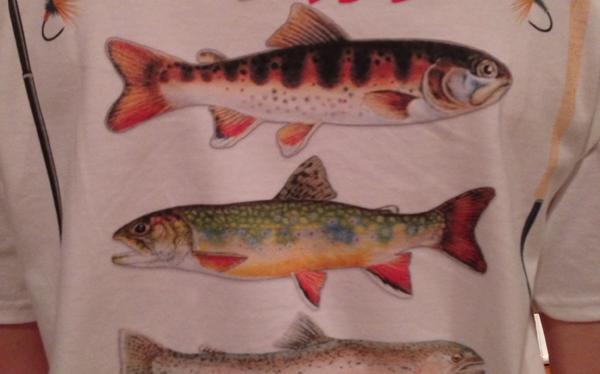 Tenkara Fisher T-shirt