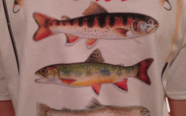 Tenkara Fisher T-shirt
