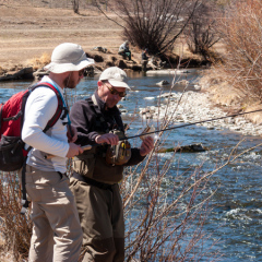 Want to be a fly fishing guide? Read this first.