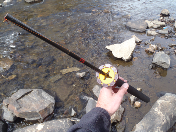 Tenkara no Oni Rod & 20 ft. #3 Level Line