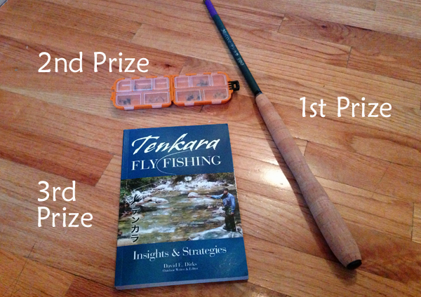 Tenkara Forum & Contest