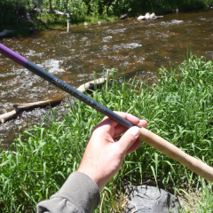Tenkara Times Motive Rod