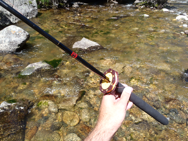 Oni Tenkara Rod & Tenkara USA 2.5 Level Line