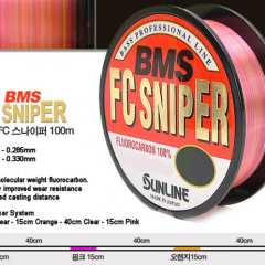 Sunline FC Sniper BMS Line