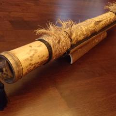 Bamboo Tenkara Rod Cases