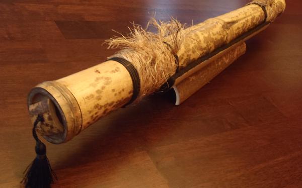 Bamboo Tenkara Rod Case