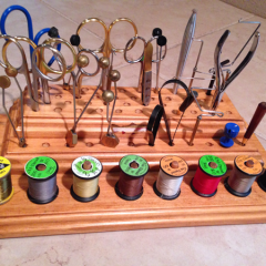 Little Village Fly Tying Tool Caddy