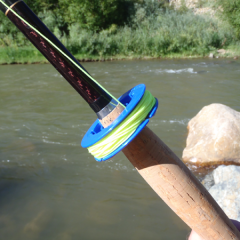 Braided Nylon Level Line for Tenkara