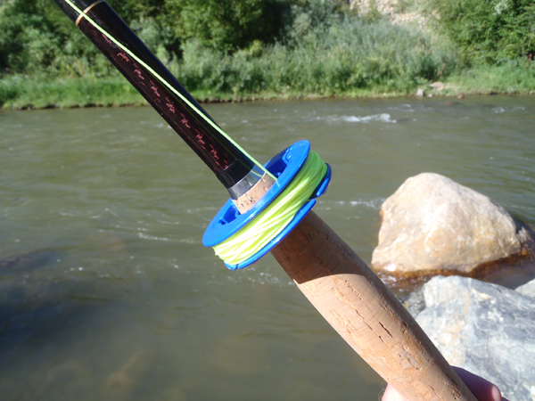Braided Tenkara Level Line