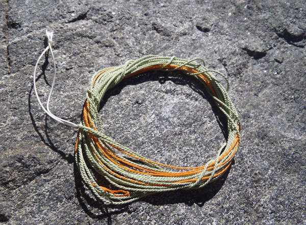 Silk Tenkara Line