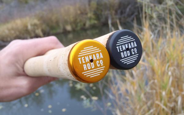 Tenkara Rod Co. Sawtooth & Teton