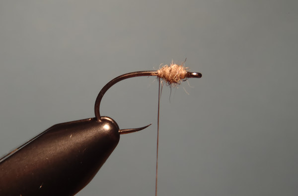Fur Hack for Tenkara Flies