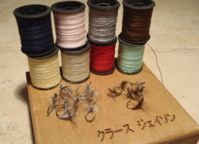 Sewing Thread Tenkara Flies