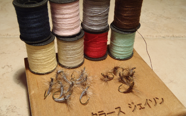 Sewing Thread for Tenkara Flies