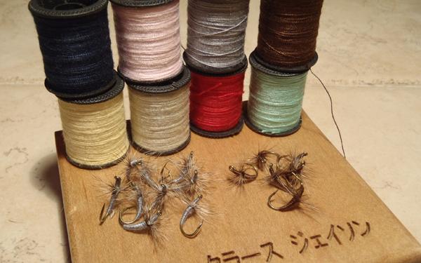 Sewing Thread for Tenkara Flies