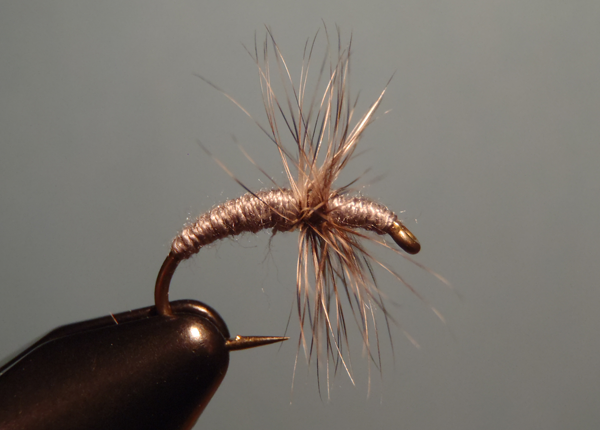 Sewing Thread Tenkara Fly