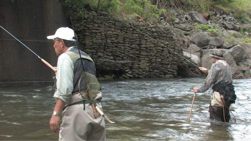 Fishing with Dr. Ishigaki