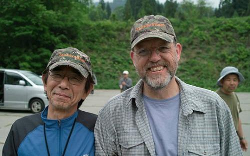 Chris Stewart & Tenkara no Oni