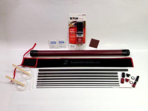 Custom Tenkara Rods