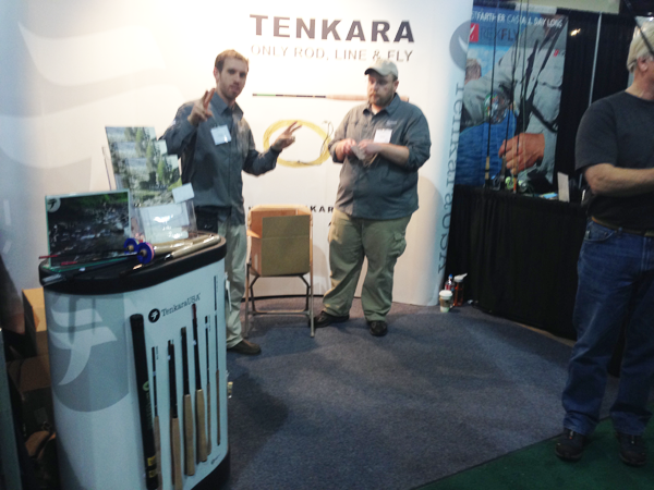 Tenkara USA Booth