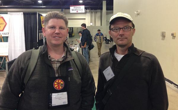 Cameron Mortenson & Jason Klass