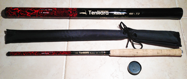 Custom Tenkara Rod