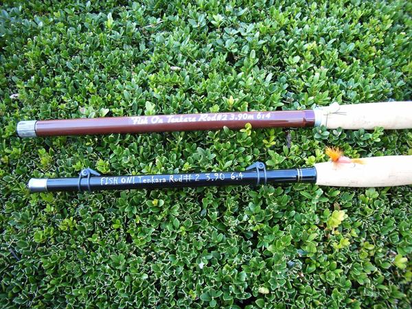 Theo's Tenkara Rods