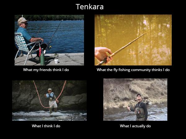 Tenkara Reality
