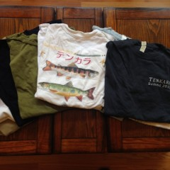 Tenkara T-shirt Collection