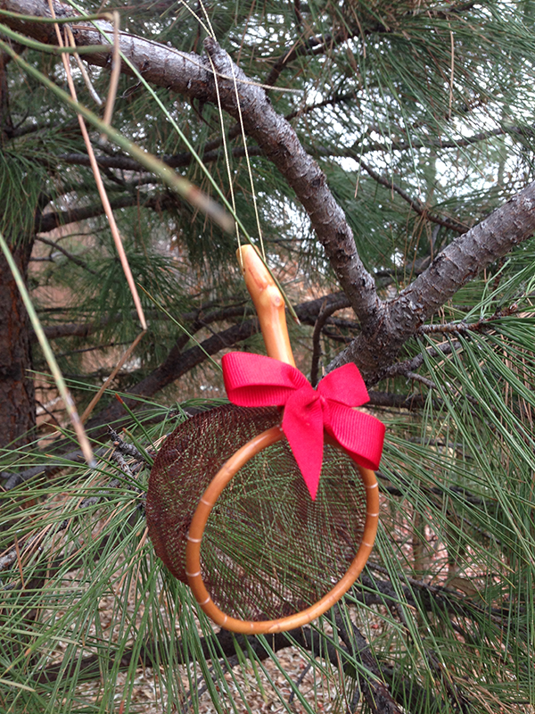 Mini Tenkara Tamo Ornament