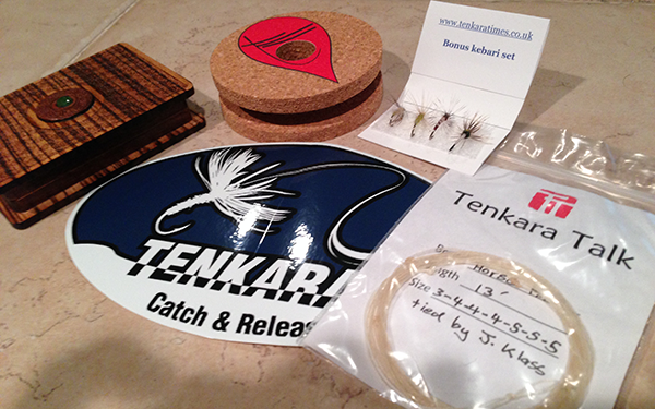 Tenkara Christmas Contest