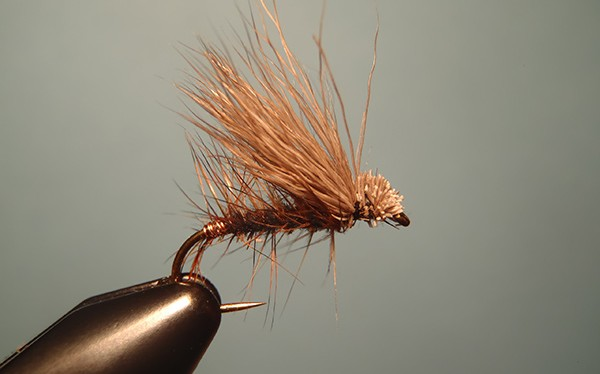 Caribou Captain Dry Fly