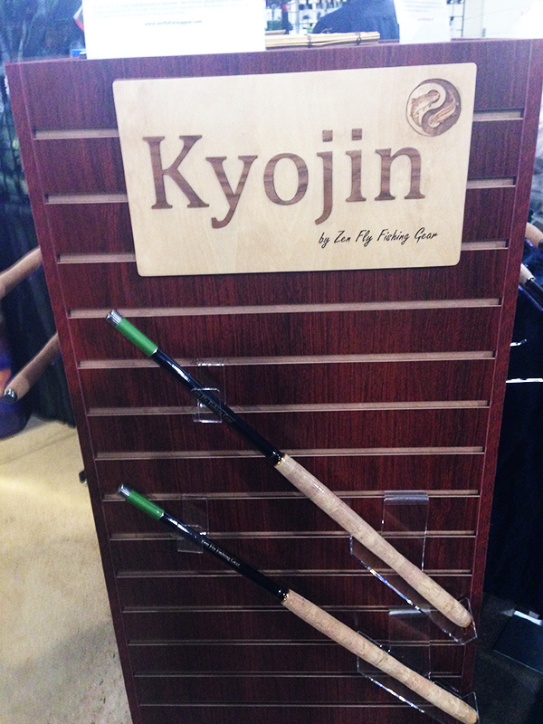 Kyojin Rod Display