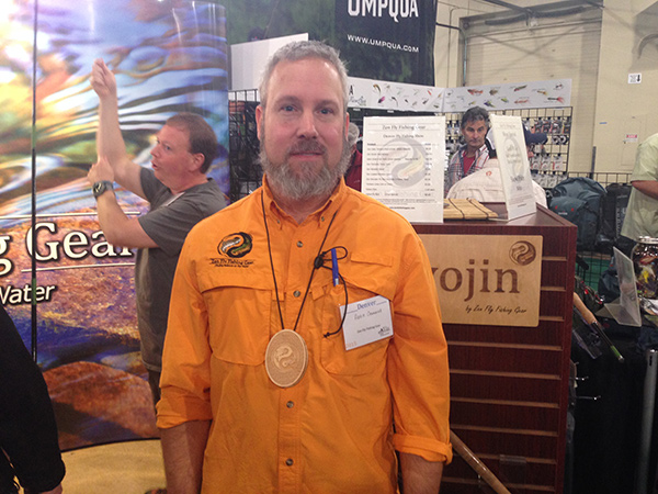 Zen Tenkara Co-founder Adam Omernick