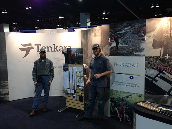Tenkara USA at ISE 2015