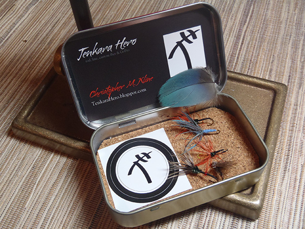 Kit from Tenkara Hero Chris Kline