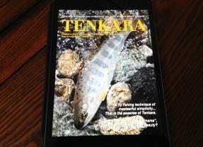 Tenkara iPad & Android App