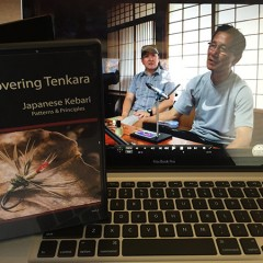 Discovering Tenkara DVD: Japanese Kebari Patterns & Principles