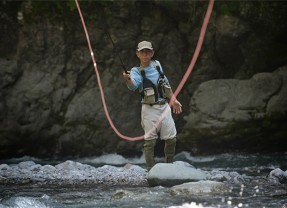 Learn from the Bruce Lee of Tenkara