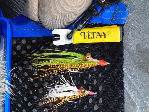 Saltwater Teeny Flies