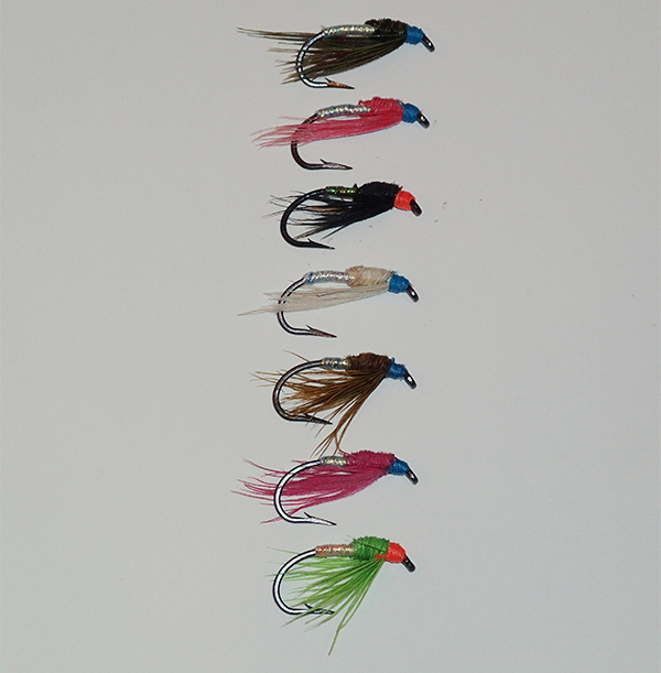 Sparkle Nymphs in assorted colors