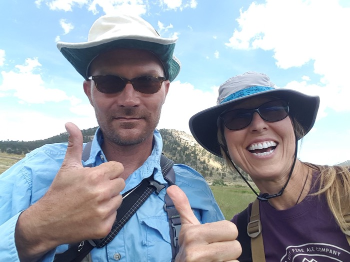 Jason Klass and Karin Miller