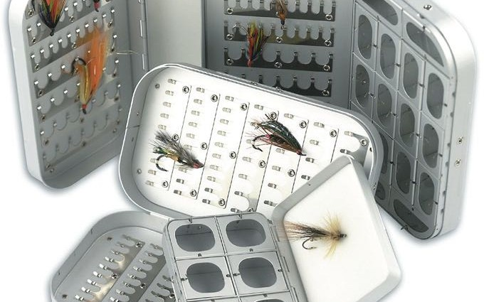 Okuma Fly Box