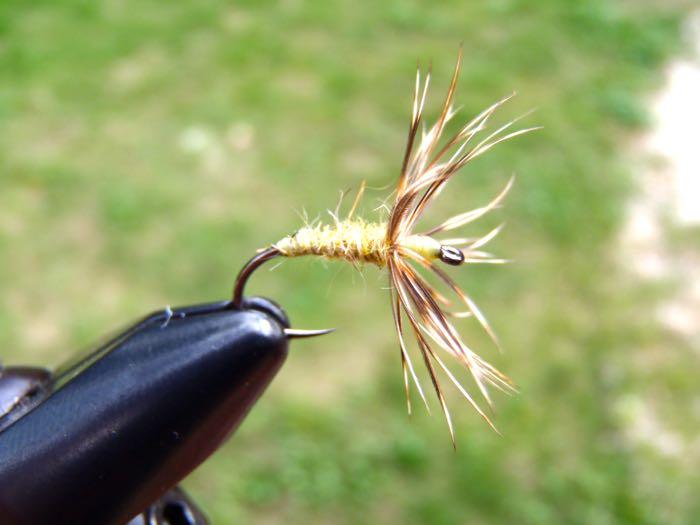 Waterhen Bloa Tenkara Fly