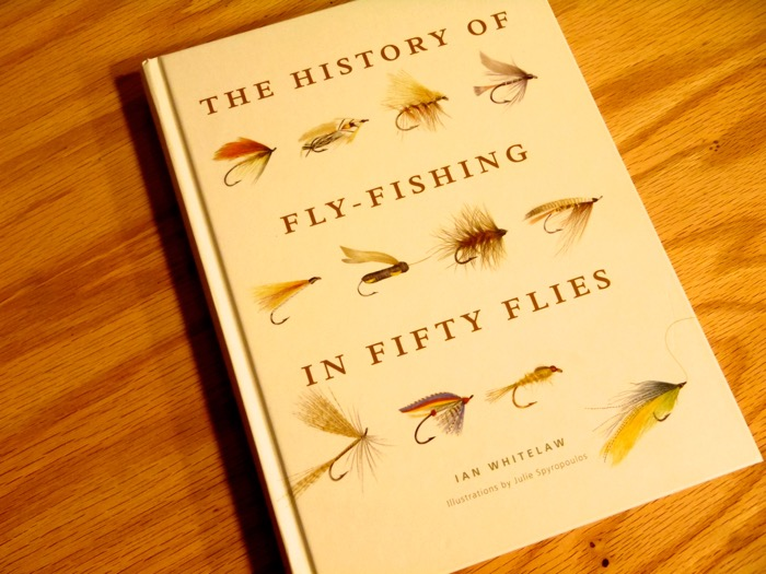 The History of Fly-Fishing in Fify Flies